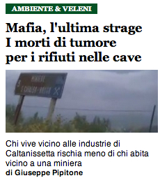 Miniere - Fatto Quotidiano